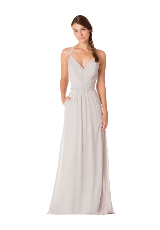 Bari Jay Bridesmaids BC-1735 V-Neck Bridesmaid Dress