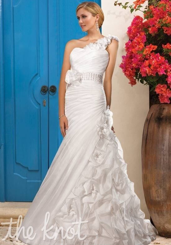 Ella Bridals 5636 A-Line Wedding Dress