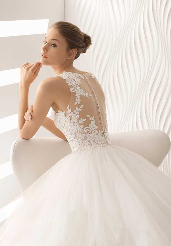 Rosa Clará ALESSIA Ball Gown Wedding Dress