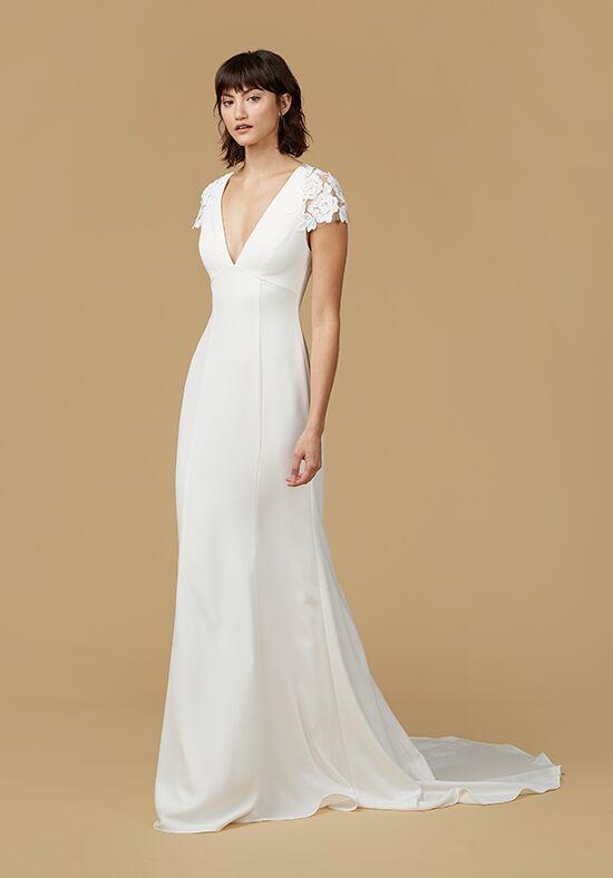 Nouvelle amsale amanda wedding dress the knot for Nouvelle amsale wedding dress