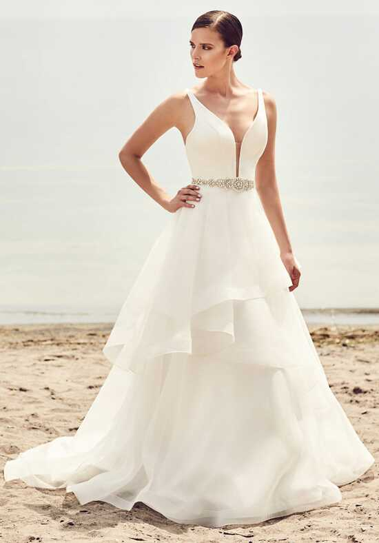 Mikaella 2112 A-Line Wedding Dress
