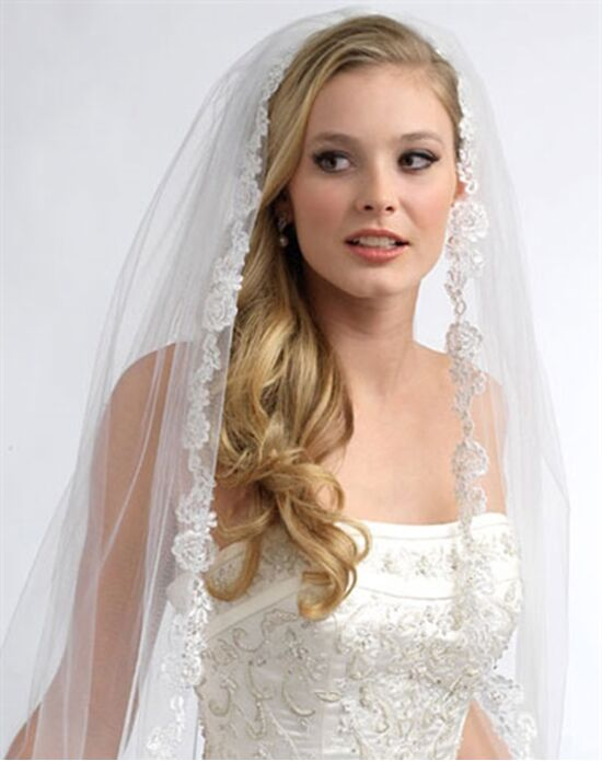 USABride 1 Layer, Angelic French Lace Veil VB-5016-1 Veil