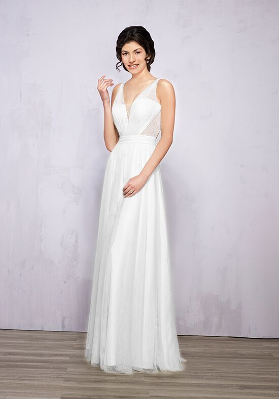 1 Wedding by Mary's Bridal 2678 A-Line Wedding Dress