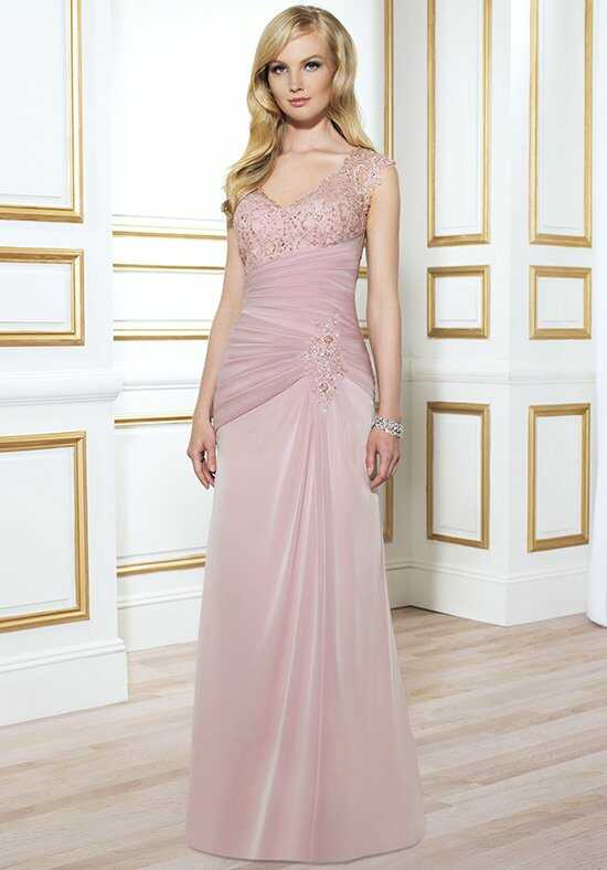 Val Stefani Celebrations MB7406 Pink Mother Of The Bride Dress