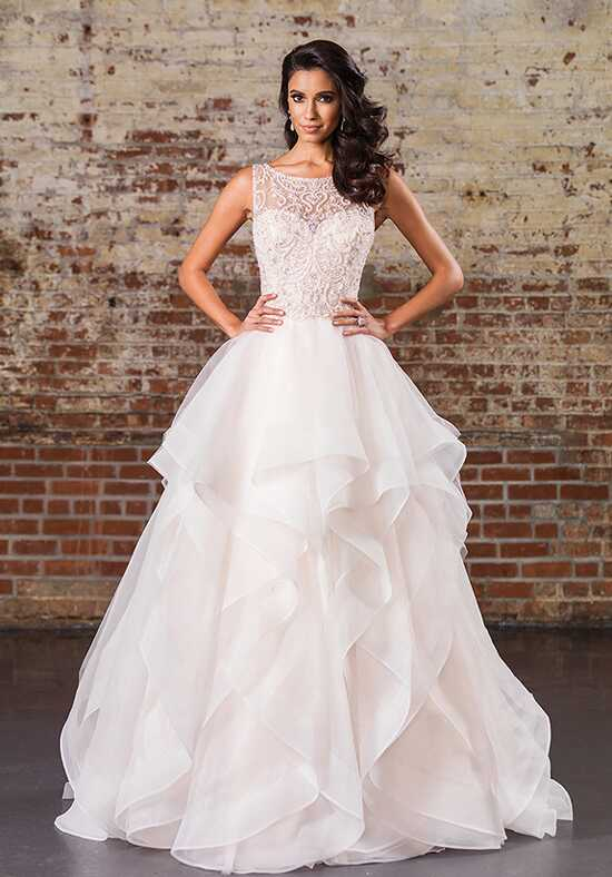 Justin Alexander Signature 9847 Ball Gown Wedding Dress