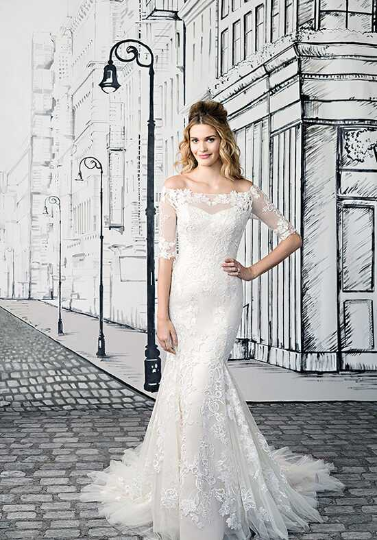 Justin Alexander 8903 A-Line Wedding Dress