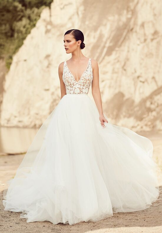 Mikaella 2106 Ball Gown Wedding Dress