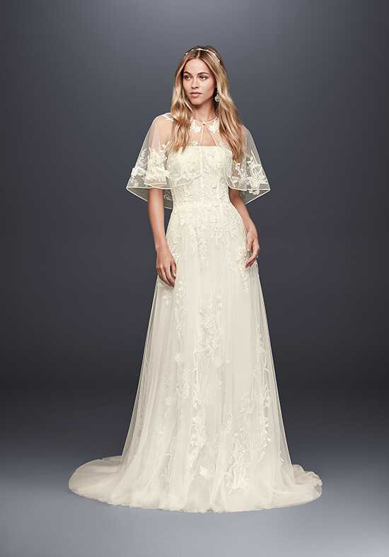Melissa Sweet for David's Bridal Melissa Sweet Style MS251186 A-Line Wedding Dress
