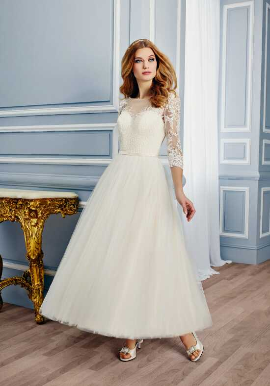Moonlight Tango T751 Ball Gown Wedding Dress