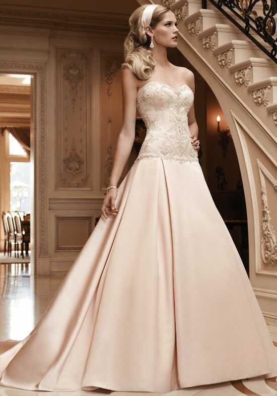 Casablanca Bridal 2123 Ball Gown Wedding Dress