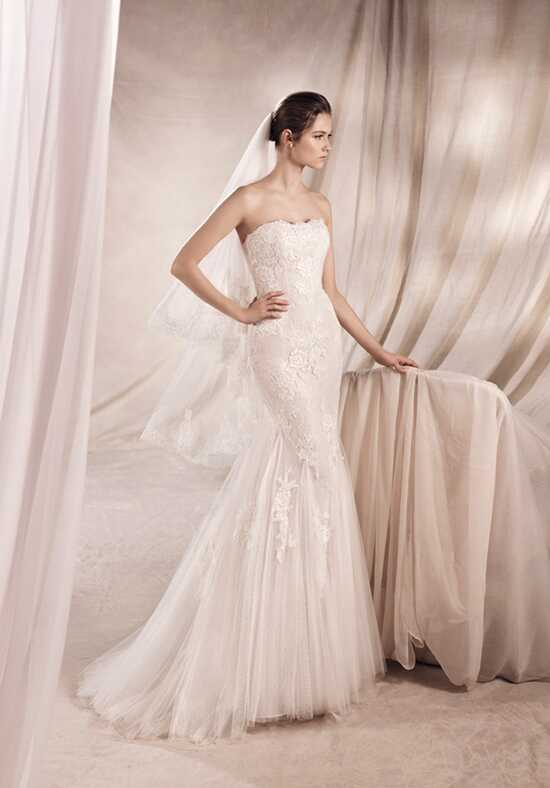 WHITE ONE YONE Mermaid Wedding Dress