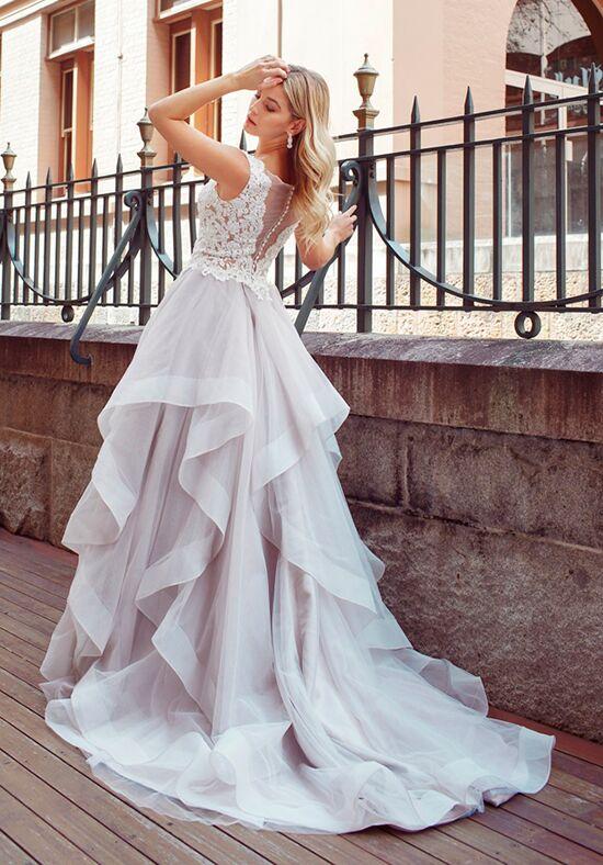 Mia Solano M1747Z | Dior Wedding Dress - The Knot
