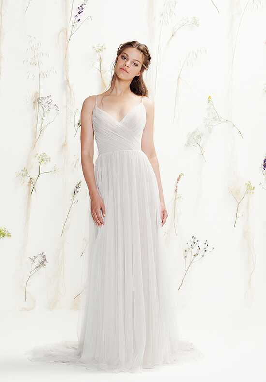 Lillian West 6417 A-Line Wedding Dress