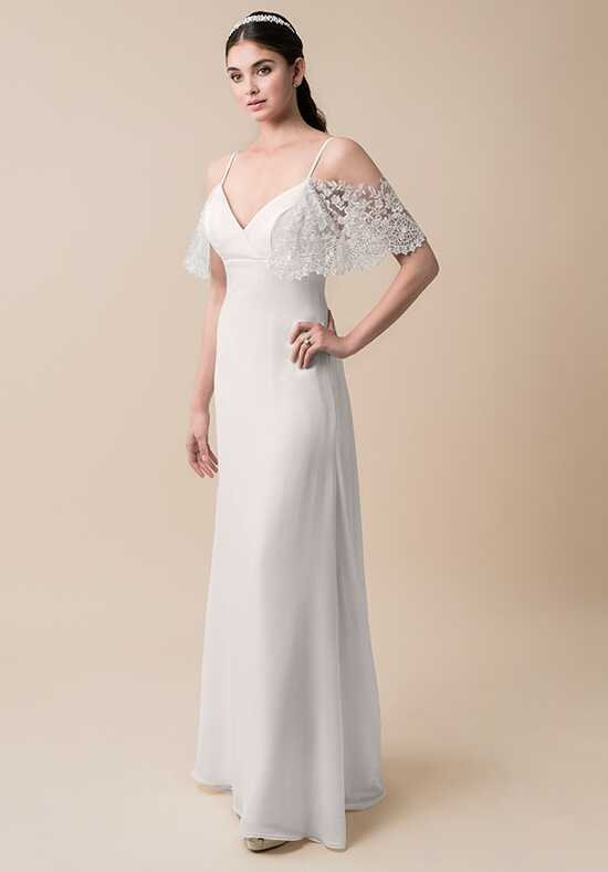 Moonlight Tango T783 A-Line Wedding Dress
