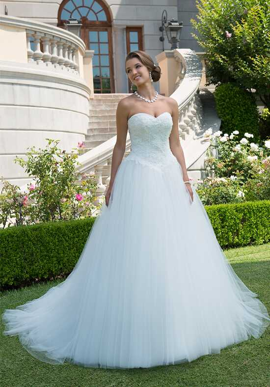 Angel & Tradition AT4664N Ball Gown Wedding Dress