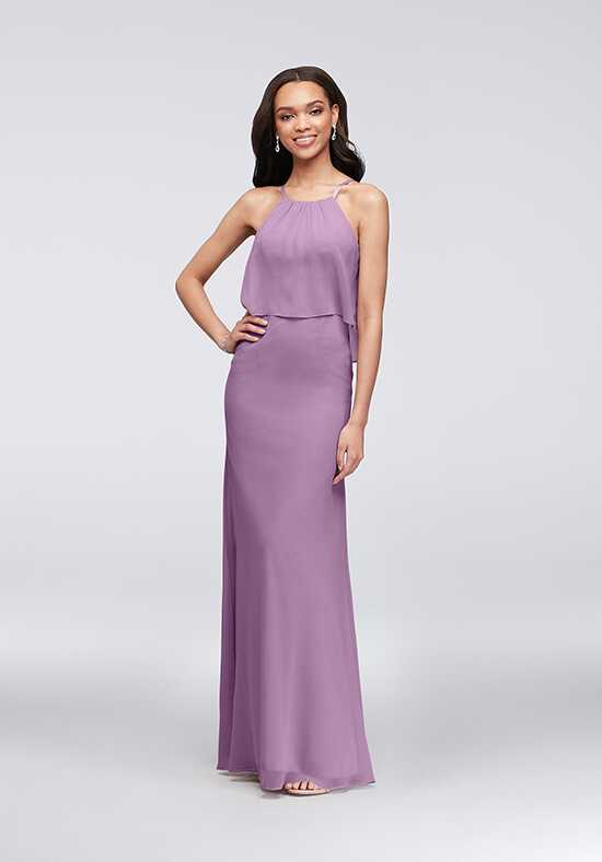 David's Bridal Collection David's Bridal Style F19773 Scoop Bridesmaid Dress