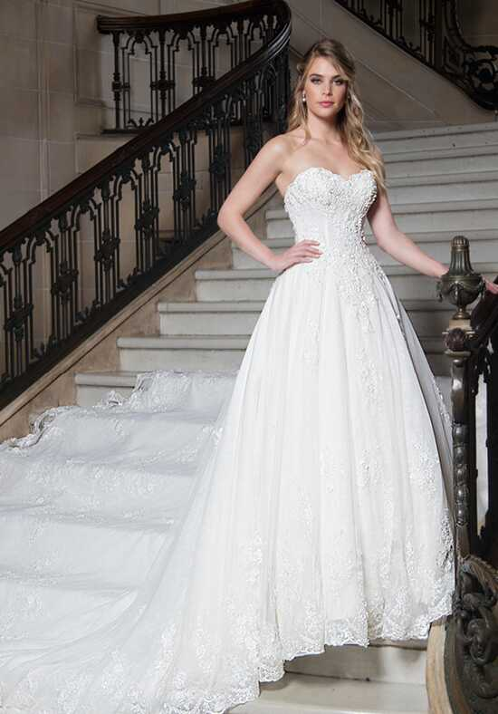 Mary's Bridal Couture d'Amour MB4020 Ball Gown Wedding Dress