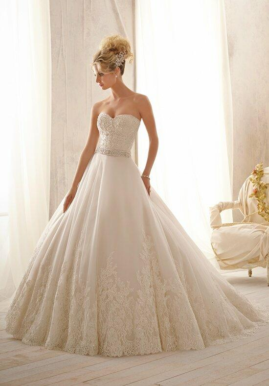 Morilee by Madeline Gardner 2621 Wedding Dress photo