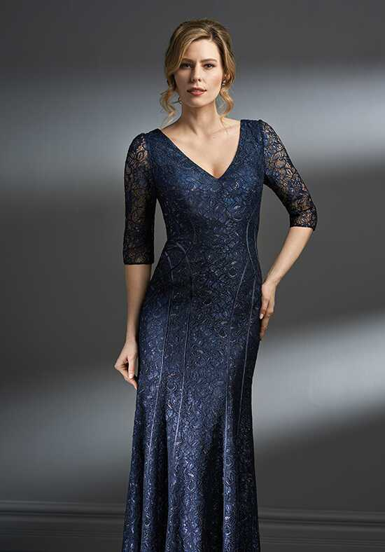 Jade Couture K198064 Blue Mother Of The Bride Dress