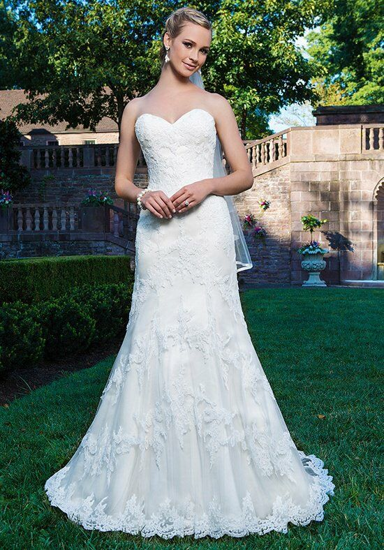 Sincerity Bridal 3859 Mermaid Wedding Dress