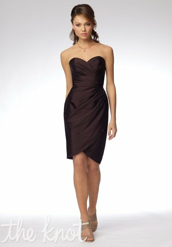 Wtoo Maids 953 Strapless, Sweetheart Bridesmaid Dress