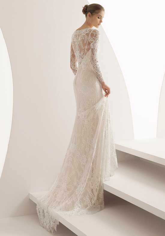 Rosa Clará Adalia Mermaid Wedding Dress