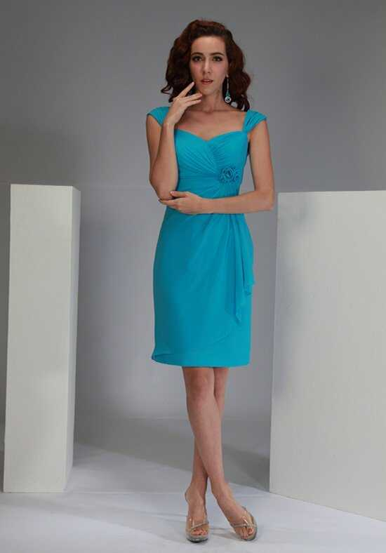 Bella Formals by Venus BM1727NL Sweetheart Bridesmaid Dress