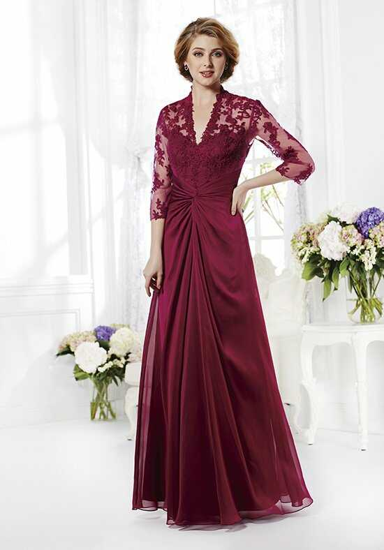 Jade J165007 Red Mother Of The Bride Dress