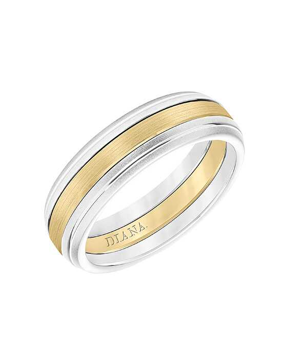 Diana 11-N8733WY65-G.00 Gold Wedding Ring