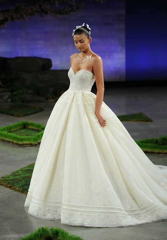 Ines Di Santo Jillian Ball Gown Wedding Dress