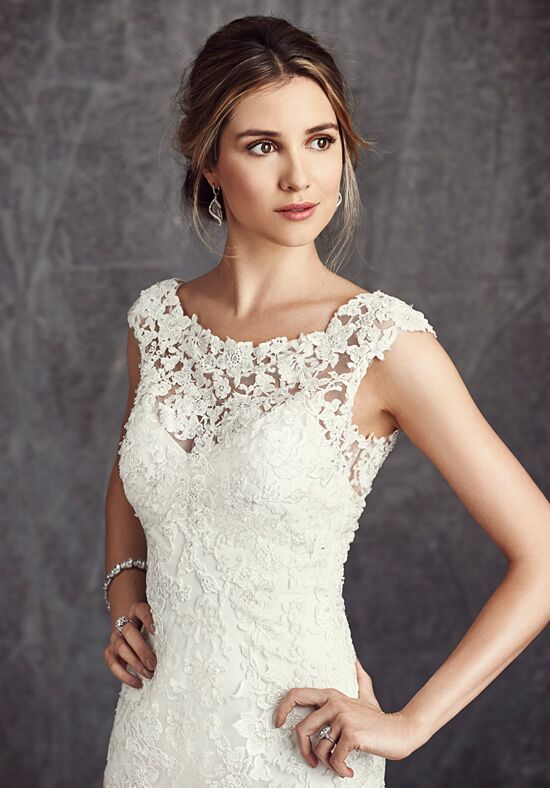 Kenneth winston ella rosa collection be280 wedding dress for Ella rose wedding dress