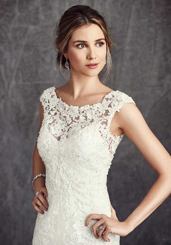 Kenneth Winston: Ella Rosa Collection BE280 Sheath Wedding Dress