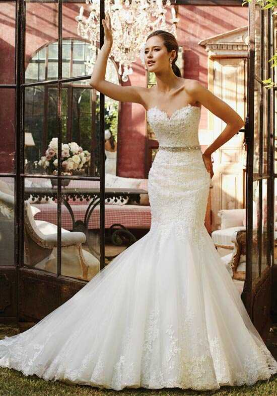 Sophia Tolli Y21376 Begonia Mermaid Wedding Dress