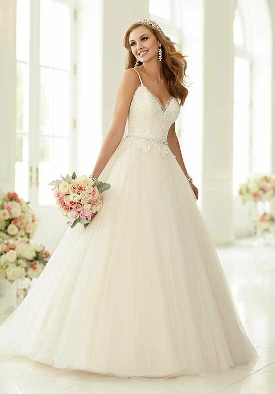 Stella York 6172 Ball Gown Wedding Dress