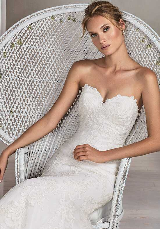 Luna Novias HARRIET Mermaid Wedding Dress