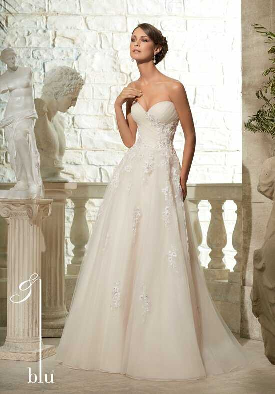 Morilee by Madeline Gardner/Blu 5302 Ball Gown Wedding Dress