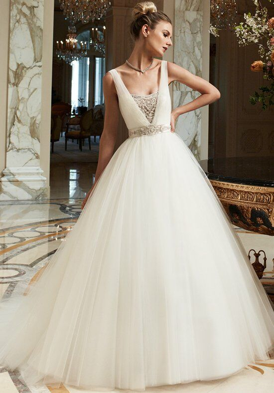 Casablanca Bridal 2091 Ball Gown Wedding Dress