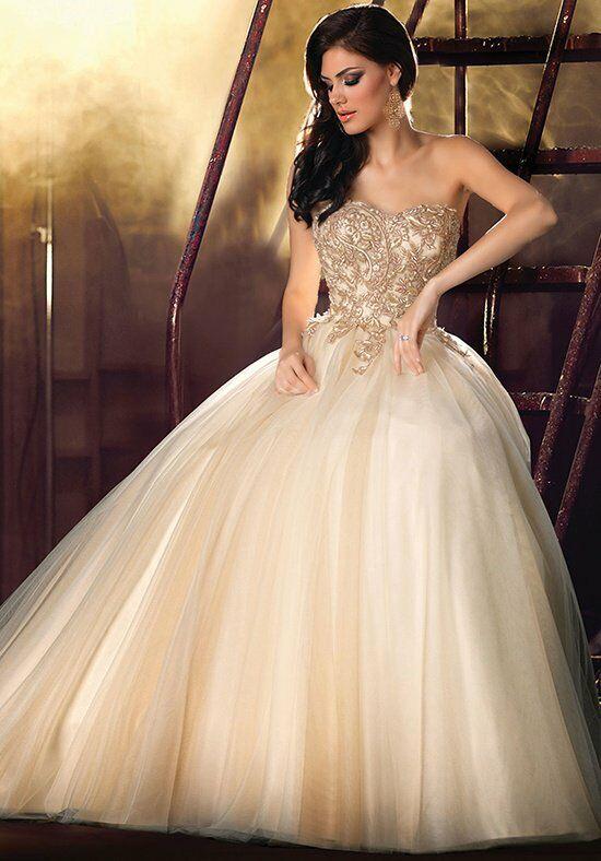Impression Bridal 10234 A Line Wedding Dress