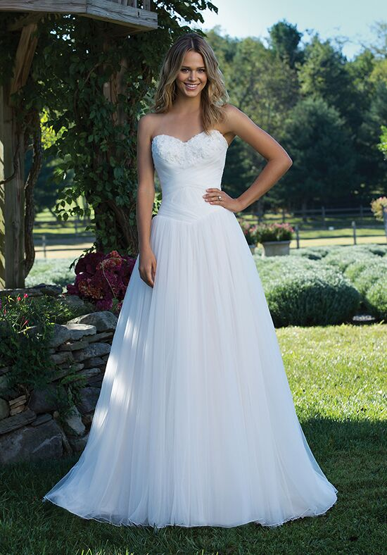 Sincerity Bridal 3977 Ball Gown Wedding Dress