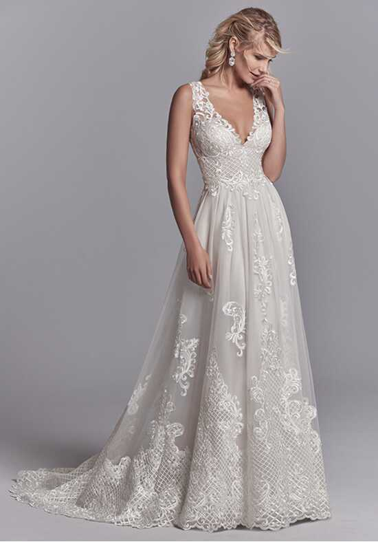 Sottero and Midgley Oliver A-Line Wedding Dress