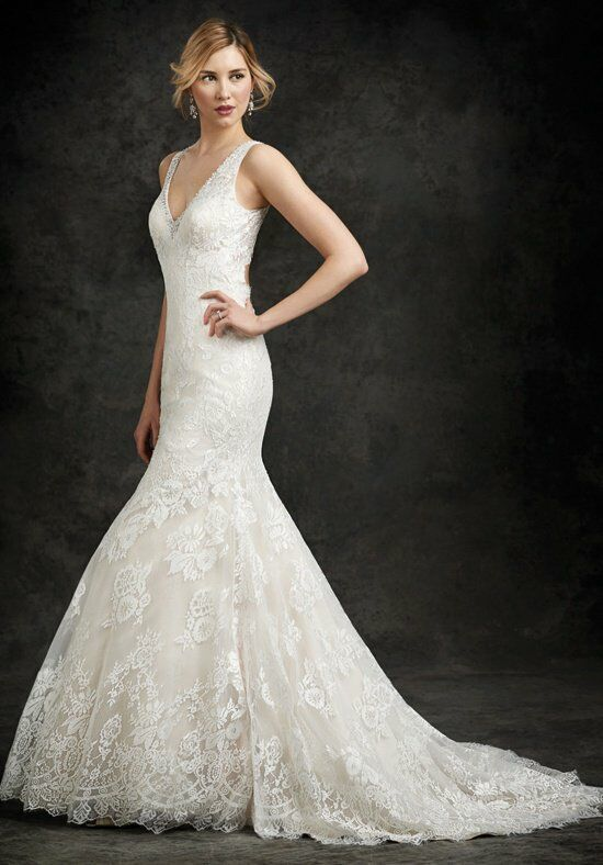 Ella Rosa BE227 Mermaid Wedding Dress