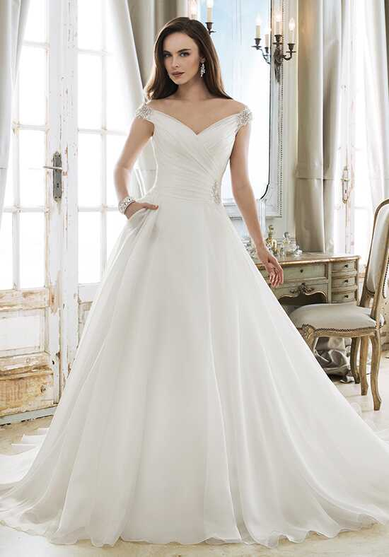 Sophia Tolli Y11873 Ceres A-Line Wedding Dress