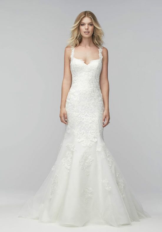 Wtoo Brides Sheila 16709 Mermaid Wedding Dress