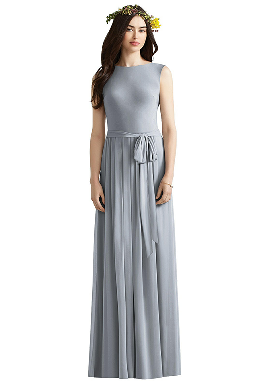 Social Bridesmaids 8169 Bateau Bridesmaid Dress