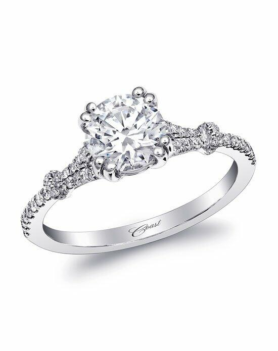 Coast Diamond Charisma Collection - LC10040 Engagement Ring photo