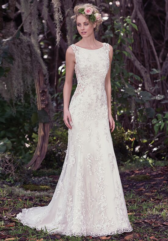Maggie Sottero Aspen A-Line Wedding Dress