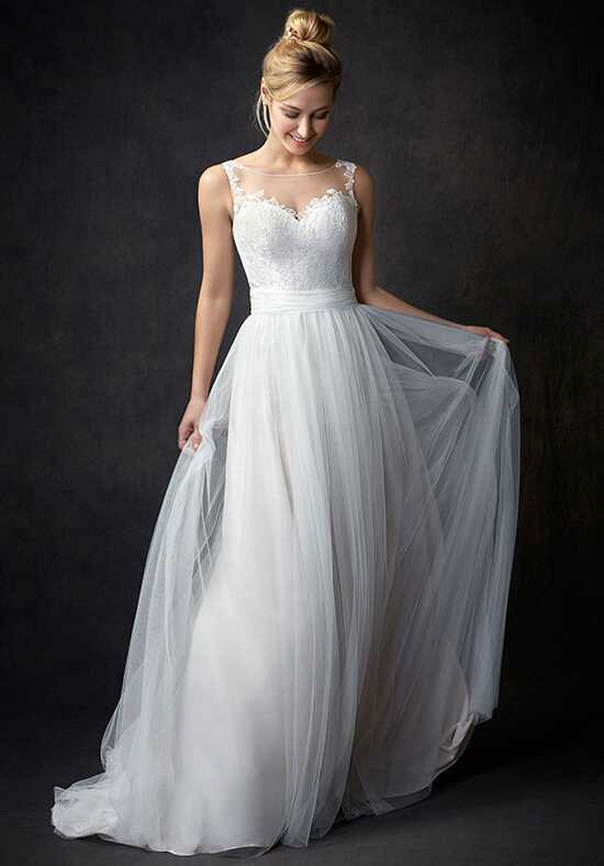 Kenneth Winston: Gallery Collection GA2304 A-Line Wedding Dress