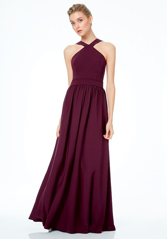 Bill Levkoff 1514 Halter Bridesmaid Dress