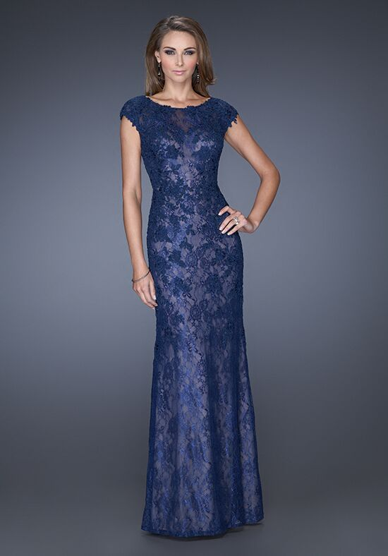La Femme Evening 20471 Mother Of The Bride Dress