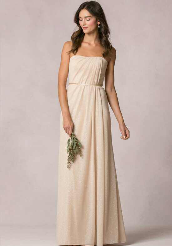 Jenny Yoo Collection (Maids) Racquel Knit Bridesmaid Dress photo